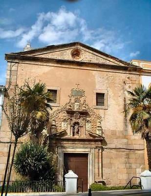 fachada actual museo visigodo en merida
