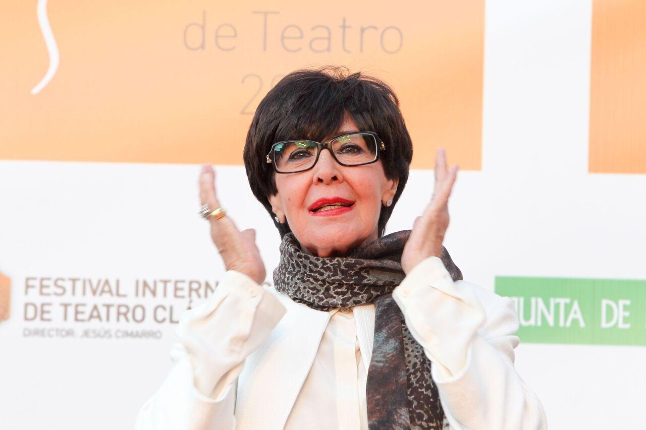 Doña Concha Velasco, musa del festival