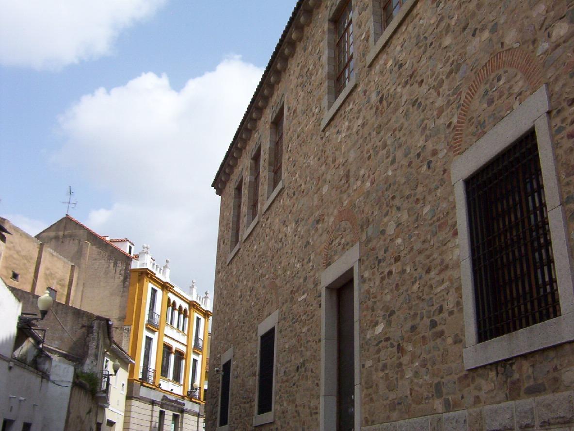 detalle conventual santiaguista en merida