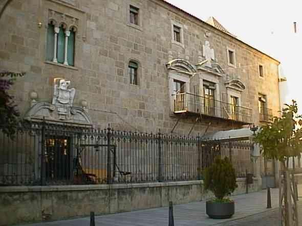 hotel merida palace en el palacio renacentista