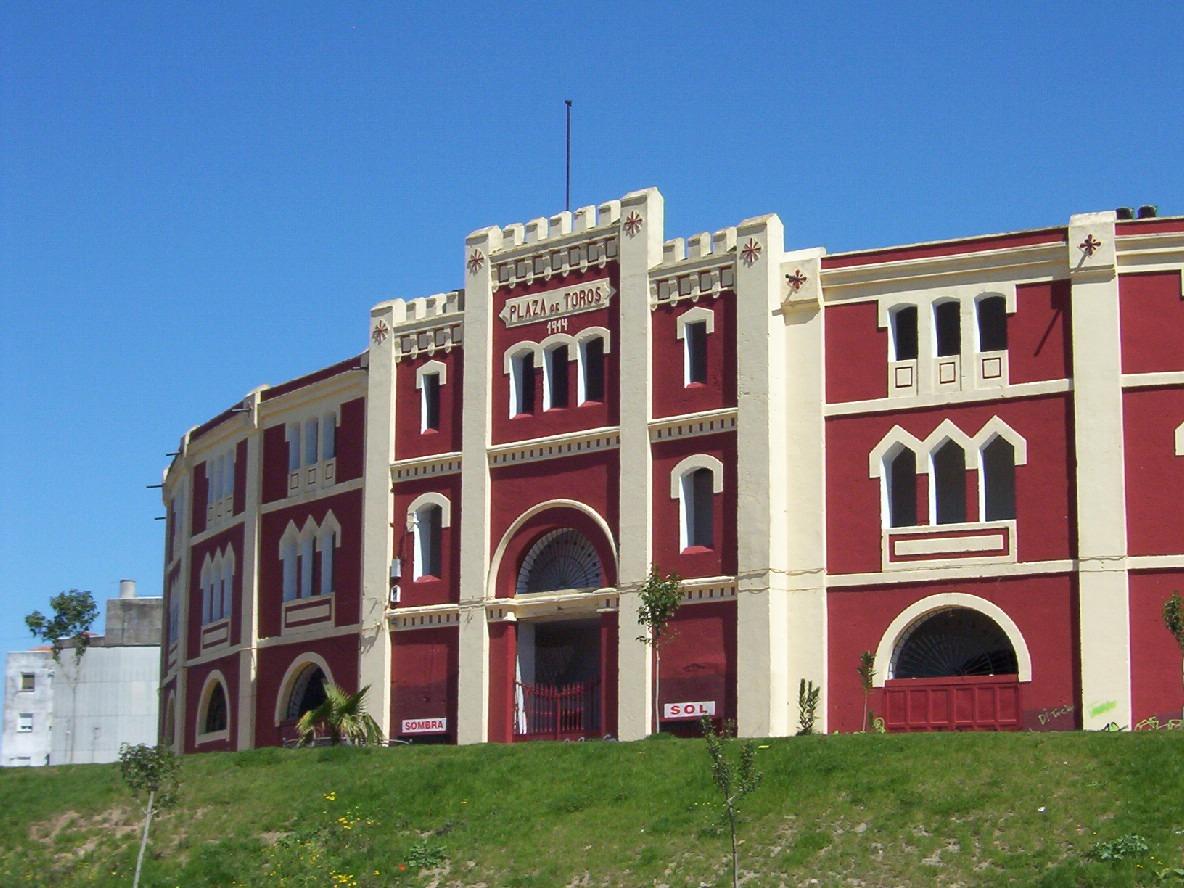 plaza de toros de merida