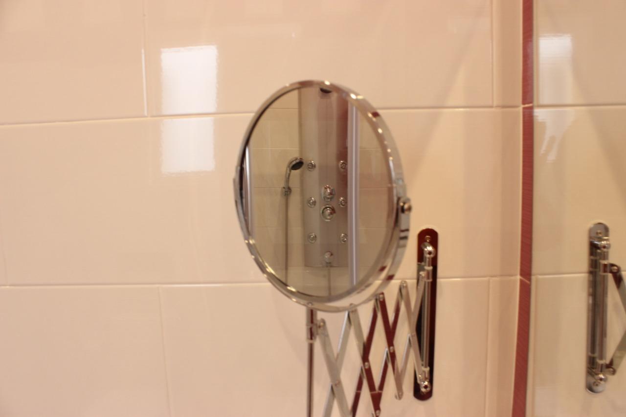 detalle baño domus caelum