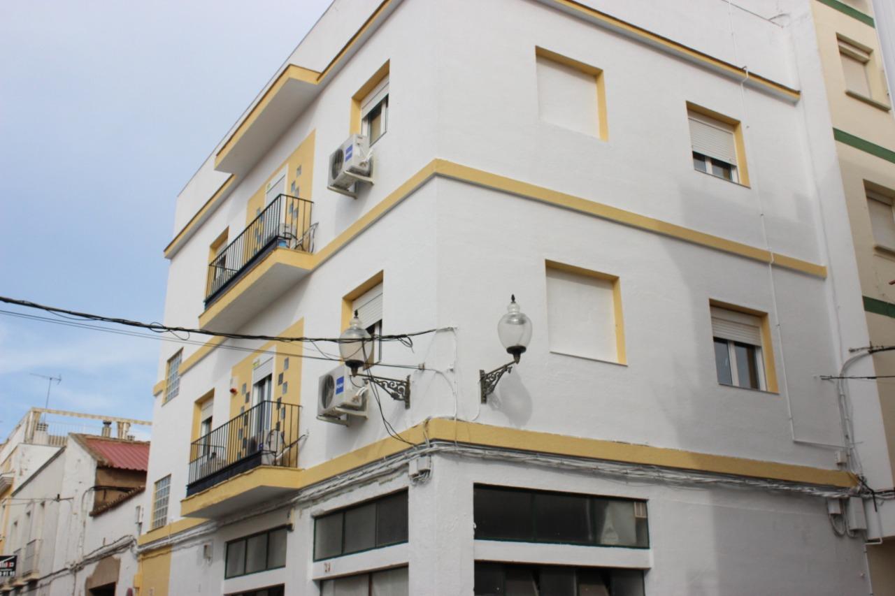 detalle edificio nundinae. esquina