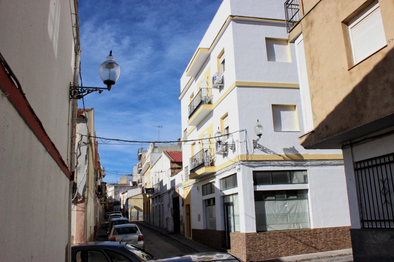 calle y edificio nundinae
