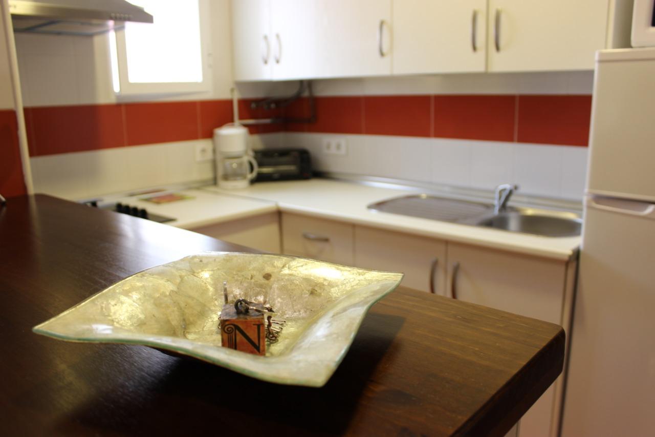 detalle cocina americana domus terrae
