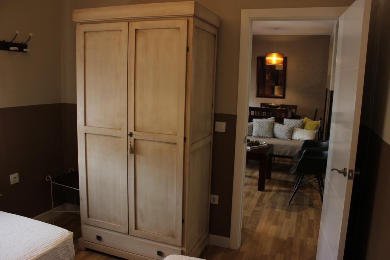 detalle dormitorio secundario domus terrae en merida