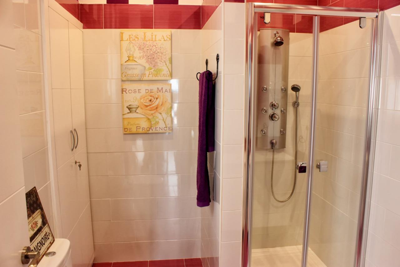 zona ducha baño domus caelum